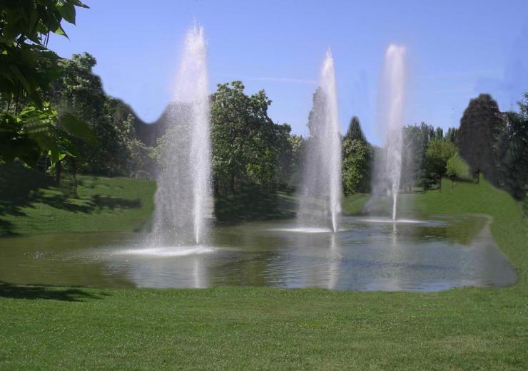 Agrocascadas lagos artificiales en cali tel fono y m s info for Construccion de lagos artificiales