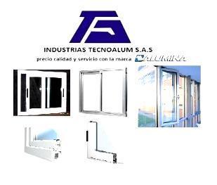 industrias aluminio:
