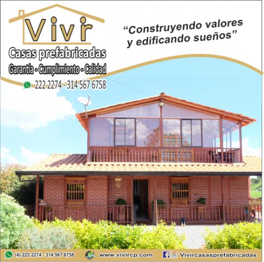 Vivir casas prefabricadas en medell n tel fono y m s info - Opiniones sobre casas prefabricadas ...
